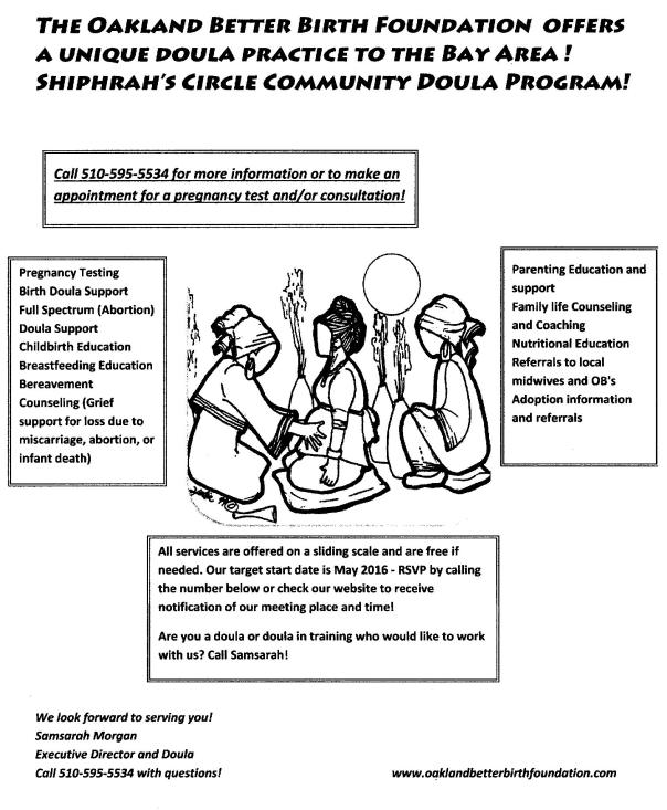 Shiphrahs circle flyer 42516